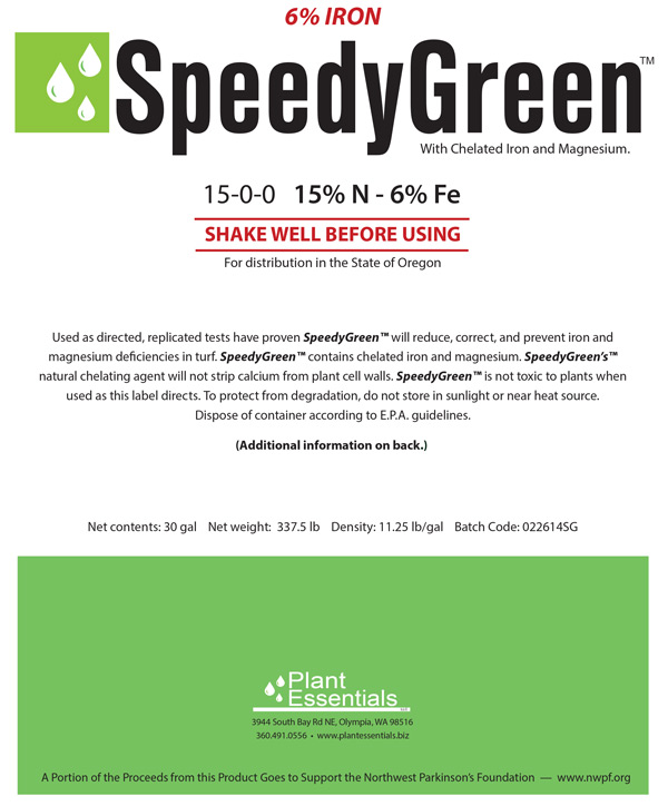 SpeedyGreen-OR